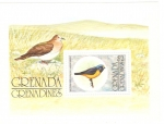 Stamps Grenada -  Blue Hooded Euphonia, Scott # 152