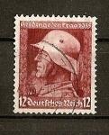 Sellos de Europa - Alemania -  Dia de los Heroes de la Gran Guerra.
