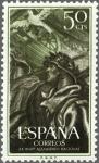 Sellos de Europa - España -  ESPAÑA 1956 1188 Sello Nuevo  XX Aniv. del Alzamiento Nacional Soldado Laureado 50c