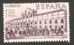 Stamps : Europe : Spain :  1940 - Casa de la Moneda, Santiago de Chile