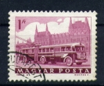 Stamps of the world : Hungary :  trolebus