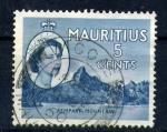 Stamps Africa - Mauritius -  Montaña Rempart