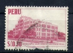 Stamps of the world : Peru :  ministerio de salud publica y asistencia social