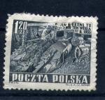 Sellos de Europa - Polonia -  minería