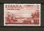 Sellos de Europa - España -  San Elias (Alaska)