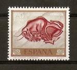 Stamps Spain -  Homenaje al pintor desconocido.