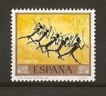 Sellos de Europa - España -  Homenaje al pintor desconocido.