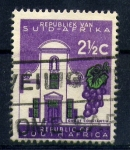 Stamps Africa - South Africa -  greot constantia