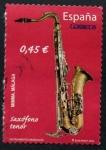 Sellos del Mundo : Europa : España : Instrumentos Musicales