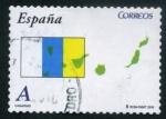 Stamps Europe - Spain -  Comunidades Autonomas - ISLAS CANARIAS