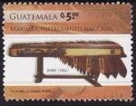 Stamps : America : Guatemala :  Marimba