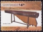 Sellos del Mundo : America : Guatemala : Marimba