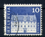 Stamps Switzerland -  näfels