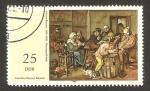 Sellos del Mundo : Europa : Alemania :  obras del museo nacional de schwerin