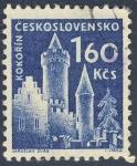Sellos de Europa - Checoslovaquia -  Kokorín