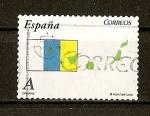 Sellos de Europa - España -  Canarias.