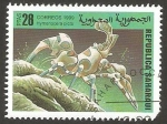 Stamps Morocco -  fauna marina