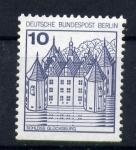 Stamps Germany -  schloss glücksburg