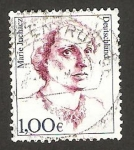 Stamps Germany -  marie juchacz, politica