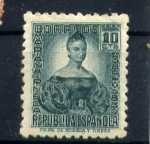 Stamps Europe - Spain -  mariana pineda-1804+1831