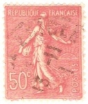 Sellos de Europa - Francia -  Sower, Scott # 146
