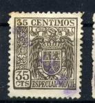 Sellos de Europa - España -  especial movil