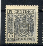 Stamps Europe - Spain -  especial movil