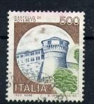 Stamps Italy -  cº di robereto