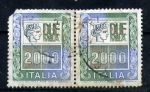 Stamps Italy -  correo postal