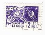 Sellos del Mundo : Europa : Rusia :  Asteroide (repetido)