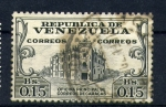 Stamps of the world : Venezuela :  oficina principal de correos-caracas