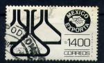 Stamps Mexico -  exportación de productos quimicos