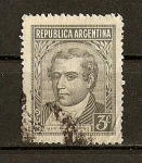 Sellos de America - Argentina -  Mariano Moreno.