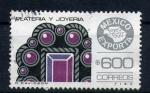 sellos de America - México -  exportación de joyería y platería