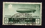 Stamps Italy -  1er. Centen. de la Medalla al valor militar
