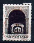 Sellos del Mundo : America : Bolivia : Casa de la moneda- Potosí