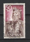 Stamps of the world : Spain :  Personajes Españoles