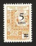 Stamps Turkey -  140 - usak halisi
