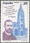 Stamps Europe - Spain -  Literatura Española