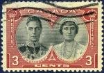 Sellos de America - Canadá -  Reyes
