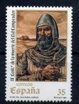 Stamps Spain -  IX centº  de la muerte del cid