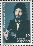 Stamps Europe - Spain -  Personajes Populares