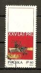 Sellos de Europa - Polonia -  25 Aniversario de la Republic popular.