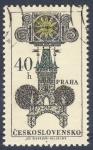 Stamps Czechoslovakia -  Praha