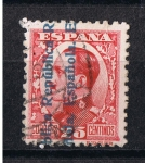 Sellos del Mundo : Europa : España : Edifil  598  II República Española