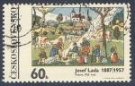 Sellos del Mundo : Europa : Checoslovaquia : Josef Lada 1887-1957  Podzim  1955-kvas