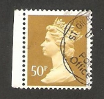 Stamps United Kingdom -  Elizabeth II