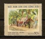 Sellos de Asia - Vietnam -  Escenas Militares.