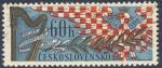 Sellos de Europa - Checoslovaquia -  50 Let Konzervatore V Brne 1919-1969