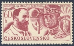 Stamps Europe - Czechoslovakia -  General Dr. Milan R.Stefanik 1880-1919